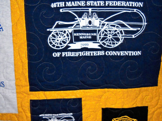 Custom T Shirt Quilts 171 Stitches By Stiles
